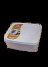 Melisa tároló doboz fagyasztóba 0,65l ME-280 fehér