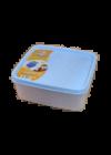 Melisa tároló doboz fagyasztóba 0,65l ME-280 kék