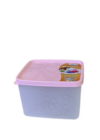 Melisa tároló doboz fagyasztóba 1,1l ME-281 pink