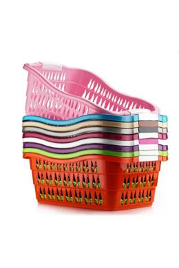 Asude ruháskosár színes 30l ASD108