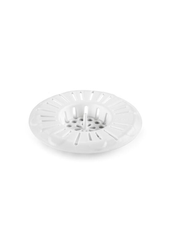 Berossi lefolyószűrő fehér IK20201