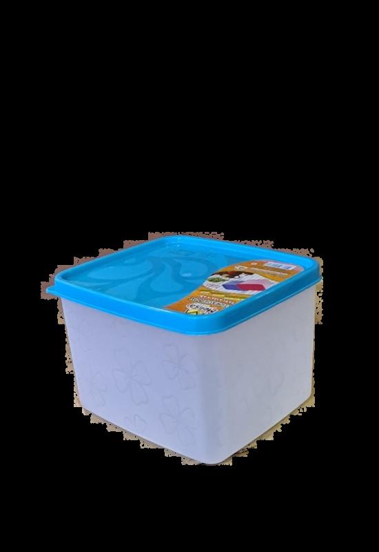Melisa tároló doboz fagyasztóba 1,1l ME-281 kék