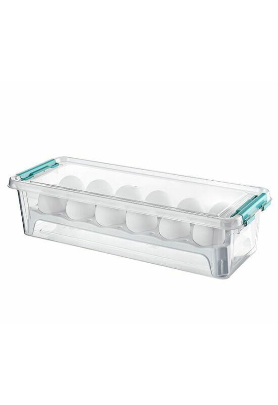 Hobby tojástartó doboz 12db-os  021054