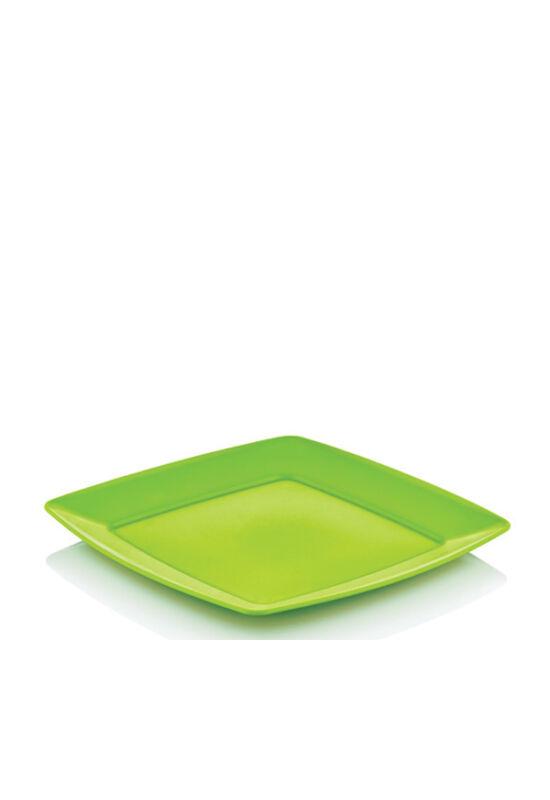 Hobby tányér szögletes sütis 031290