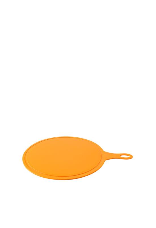 Hobby vágódeszka nyéllel flexi 041353 sárga