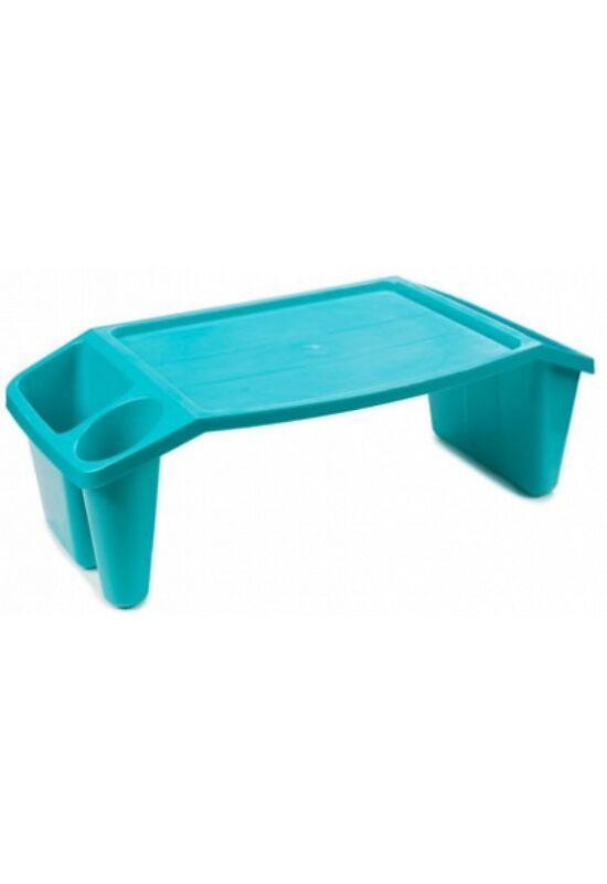 Berossi játszóasztal gyerekeknek türkíz AC17737 ÚJ