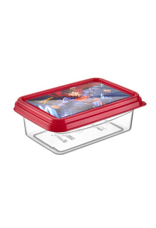 Tuffex Superman tároló doboz 0,4l TP464-51