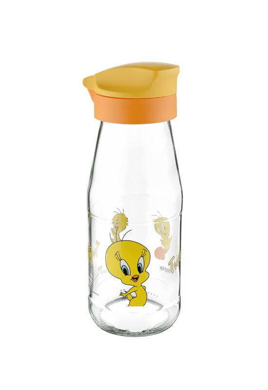 Tuffex Csőrike kulacs üveg 0,44l TP588-53